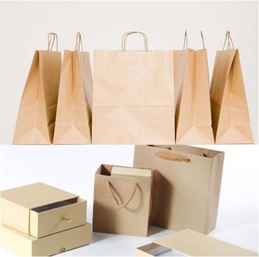PLA纸袋纸盒